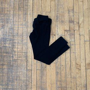 BR Sloan Fit Black 5 Pocket Leggings - 2L